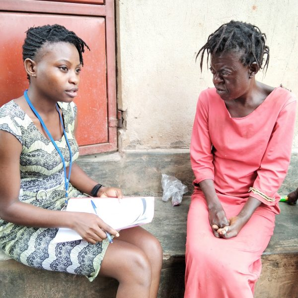 The Non-profit Amplifying Voices In Rural Uganda.